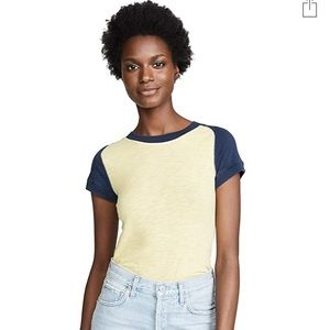 Free People Women's Night Sky Raglan Tee